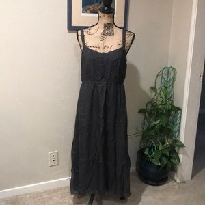 Fossil Charcoal Gray Dress
